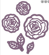 Sue Wilson Designs - Blushing Rose