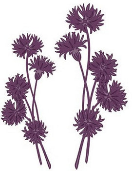 Sue Wilson Designs - Finishing Touches Collection - Dandelion Posies
