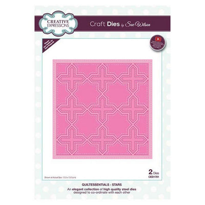 Sue Wilson Designs - Quiltessentials Collection - Stars
