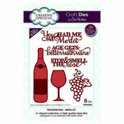 Sue Wilson Designs - Necessities Collection - Collection Merlot