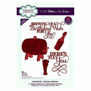 Sue Wilson Designs - Necessities Collection - Collection Birthday Brewing