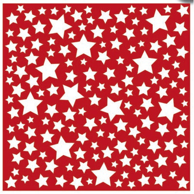 Sue Wilson Designs - Background  Collection - Twinkle Star