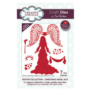 Sue WIlson - Festive Collection - Christmas Angel 2019 (Pre-Order. Ships around June 14)