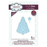 Sue WIlson - Festive Collection - Christmas Tree Triple Layering Die (Pre-Order. Ships around June 14)