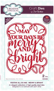 Sue Wilson - Festive Collection - Merry & Bright