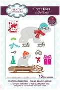 Sue Wilson - Festive Collection - Polar Bear