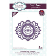 Sue Wilson Designs - Frames & Tags Collection - Camilla