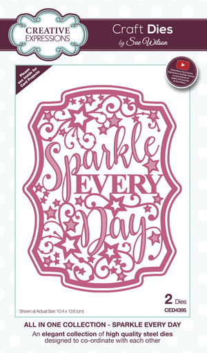 Sue Wilson - Dies - All In One Collection - Sparkle Every Day