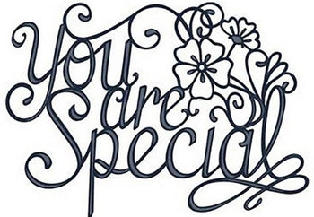 Sue Wilson Designs - Expressions Collection - You Are Special