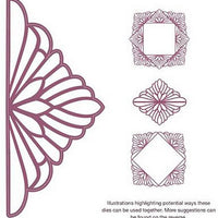 Sue Wilson Designs - Configurations Collection - Art Deco Adornment