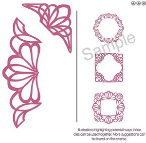 Sue Wilson Designs - Configurations Collection - Dainty Lace Edger