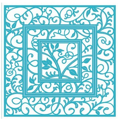 Sue Wilson Designs - Backgrounds - Swirly Vine