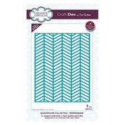 Sue Wilson Designs - Background Collection - Herringbone