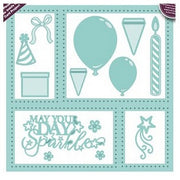 Sue Wilson Designs - Shadow Box Collection - Celebrations