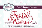 Sue Wilson - Festive Collection - Festive Wishes