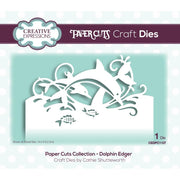 Creative Expressions - Dies - Paper Cuts Collection - Dolphin Edger