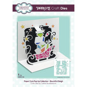 Creative Expressions - Paper Cuts - Pop-Up Die - Santa Express