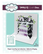 Creative Expressions - Paper Cuts - Pop-Up Die - Bells Are Ringing