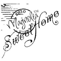 Magnolia Stamps - Cozy Family Coll. - Sweet Home #660