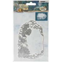 Studio Light Ocean View Cutting & Embossing Die - Coral Frame