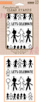 Hero Arts Stamps - Clear - Life Of Party Cutouts