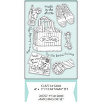 Impression Obsession - Le Soleil Stamps