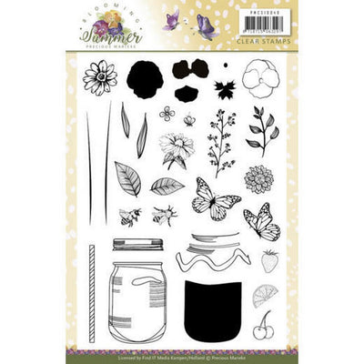 Precious Marieke - Blooming Summer - Blooming Summer Stamps