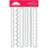 Doodlebug Designs - Dies - Borders & Edges