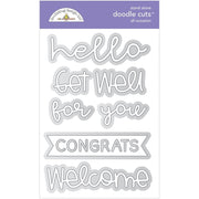 Doodlebug Designs - Dies - All Occassions