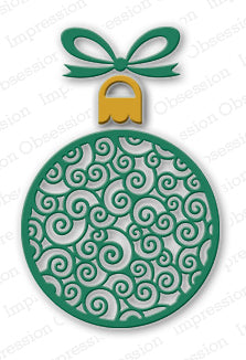 Impression Obsession - Dies - Fancy Ornament
