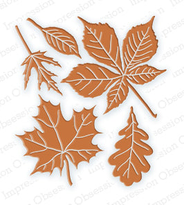 Impression Obsession - Dies - Leaves