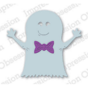Impression Obsession - Dies - Ghost With Bow Tie