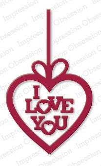 Impression Obsession - Dies - Love You Heart