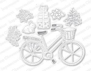 Impression Obsession - Dies - Bicycle Set