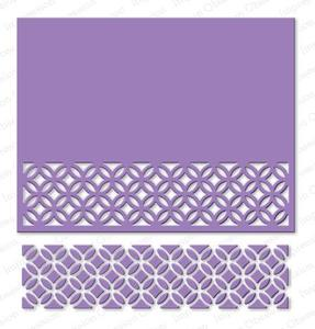 Impression Obsession - Dies - Fancy Cutout Border