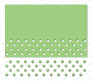 Impression Obsession - Dies - Circle Cutout Border