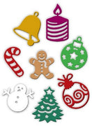 Impression Obsession - Dies - Christmas Icons