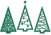 Impression Obsession - Dies - Christmas Tree Cutout