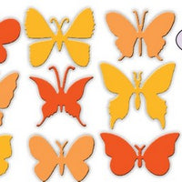 Impression Obsession - Dies - Medium Butterflies