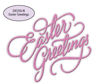 Impression Obsession - Dies - Easter Greetings