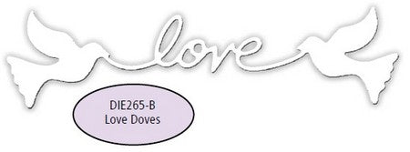 Impression Obsession - Dies - Love Doves
