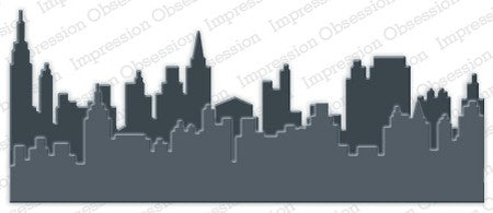 Impression Obsession - Dies - City Landscape Layers