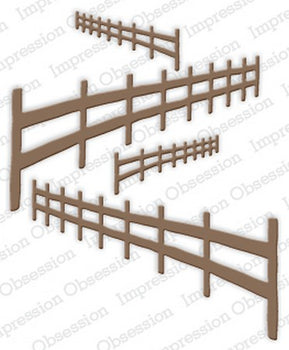 Impression Obsession - Dies - Country Fences