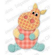 Impression Obsession - Dies - Patchwork Hippo