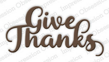 Impression Obsession - Dies - Give Thanks