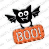 Impression Obsession - Dies - Bat With Sign