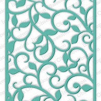 Impression Obsession - Dies - Large Flourish Background