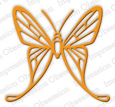 Impression Obsession - Dies - Butterfly 4