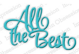 Impression Obsession - Dies - All The Best
