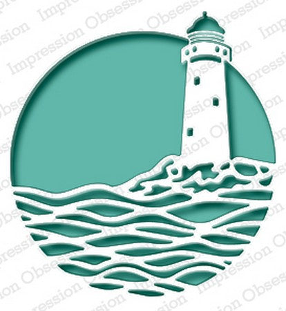 Impression Obsession - Dies - Lighthouse Circle